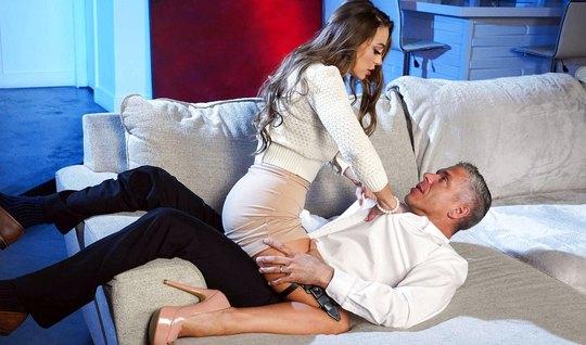 Порно пародия со страстным анальным сексом двух агентов...